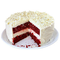 2lbs Red Velvet Cake