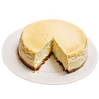 1.5lbs. New York Cheese Cake