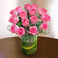 Irresistible Pink Roses - $19.99