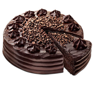 Ultimate Chocolate Cake 8 inches
