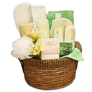 Refreshing Gift Basket