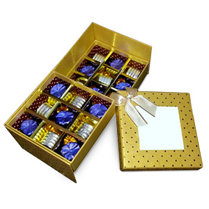 Exotic Assorted Chocolates