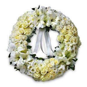 Image of Memory Wreath