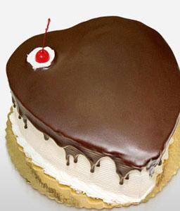 Eggless cake 1 KG
