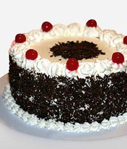 Black forest cake 0.5 KG