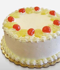 Pineapple cake 0.5 KG