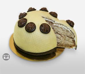 500 gms Walnut Cream Cake