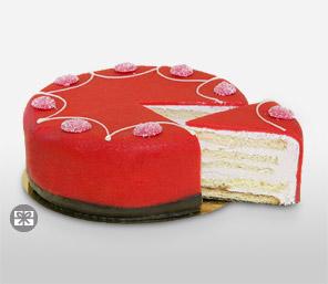 Wild Raspberry Cake 500gms