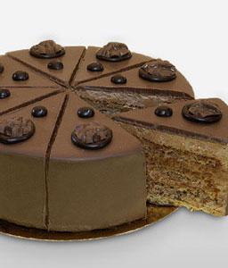 Enticing Hazelnut Cake 500 gms
