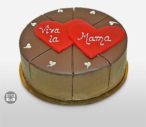 Dessert Pie -Viva la Mama, 500 gms
