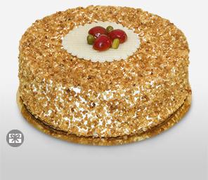 Hazelnut cake - 500gms