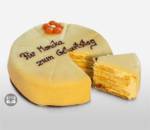 Lübeck Marzipan Cake - 500 gms