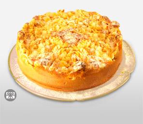 Apricot Cake - 2.3 Kgs