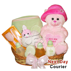 Natura Little Princess Basket