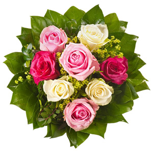 Mixed Specials with 8 Roses