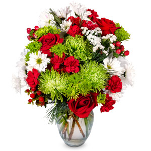 Christmas Holiday Arrangement