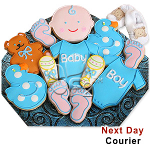 Its a Boy Cookie Assortment