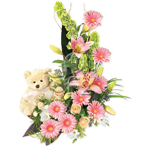 Cuddly Blooms